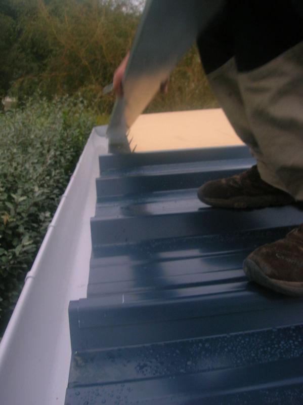 bac acier anti condensation 6m. Black Bedroom Furniture Sets. Home Design Ideas