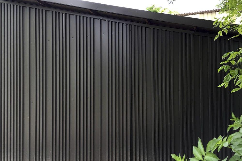 bac acier bardage. Black Bedroom Furniture Sets. Home Design Ideas