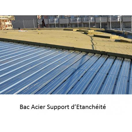bac acier fournisseur