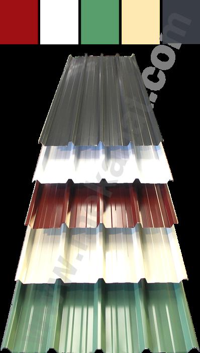 Bac acier marron for Prix bac acier