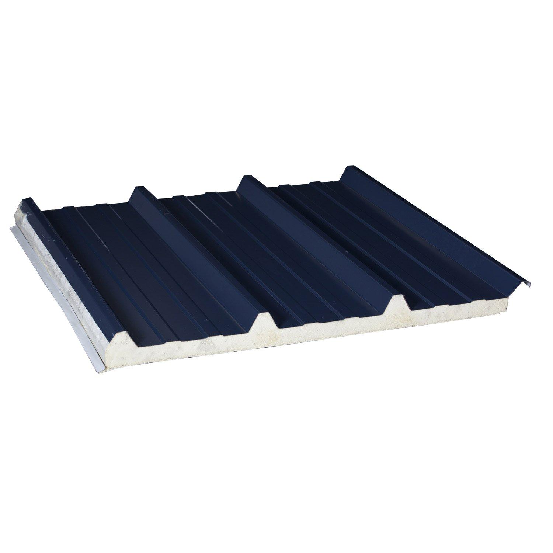 tole bac acier isole leroy merlin. Black Bedroom Furniture Sets. Home Design Ideas