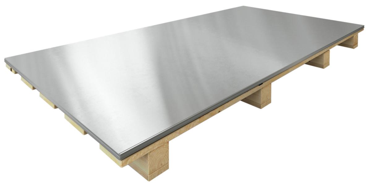 tole bac acier isole point p. Black Bedroom Furniture Sets. Home Design Ideas