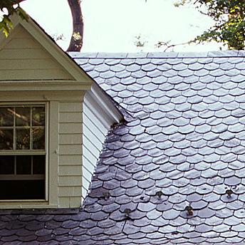 Tole toiture quebec for Maison toit tole