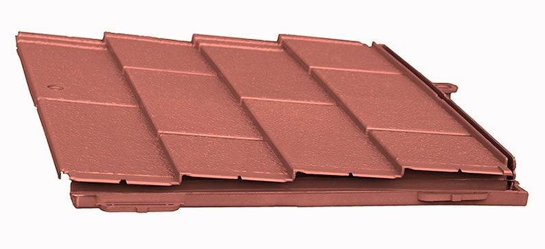 tole imitation tuile roofy