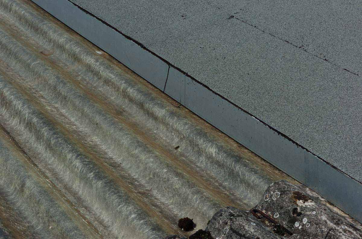 tole toiture amiante