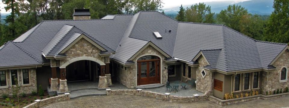 tole toiture maison